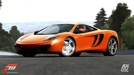 Forza Motorsport 4 vs. RaceRoom Racing Experience: McLaren MP4 12C GT3