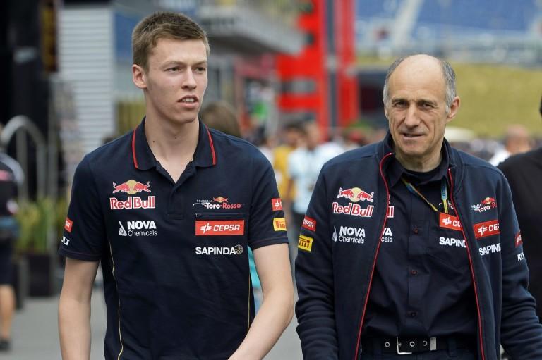 Kvyattal egy orosz szponzor is érkezik a Toro Rossohoz!