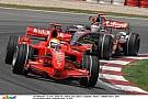 Massa lángolva hagyta el a Ferrari garázsát, de így is nyert