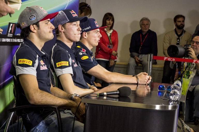 Kvyat egy nap után otthonosan érzi magát a Toro Rossonál!