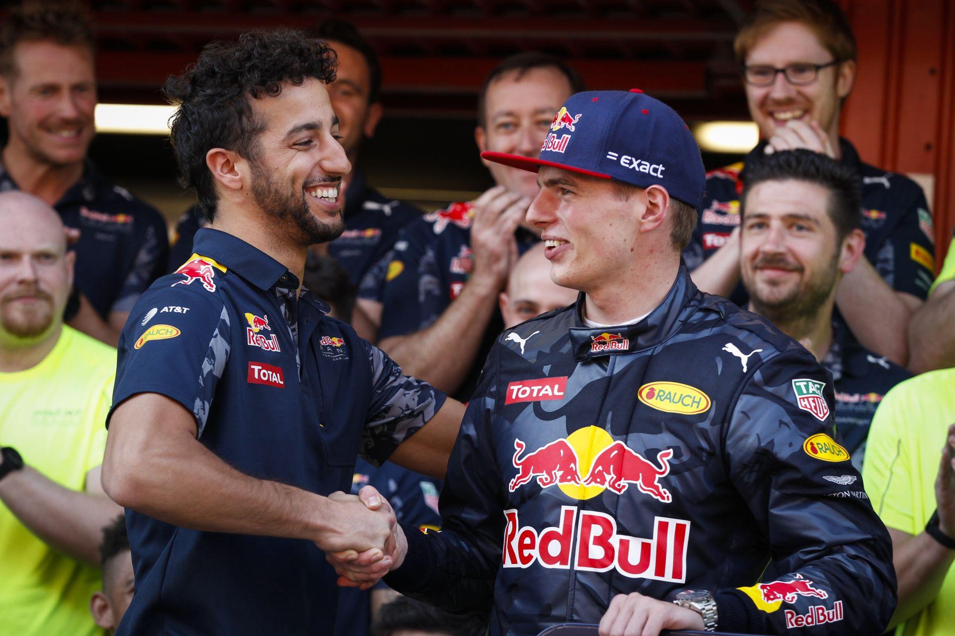 A Red Bull egyszerűen megnyerette Verstappennel a Spanyol Nagydíjat? Ricciardóból Webbert csinálhatnak!
