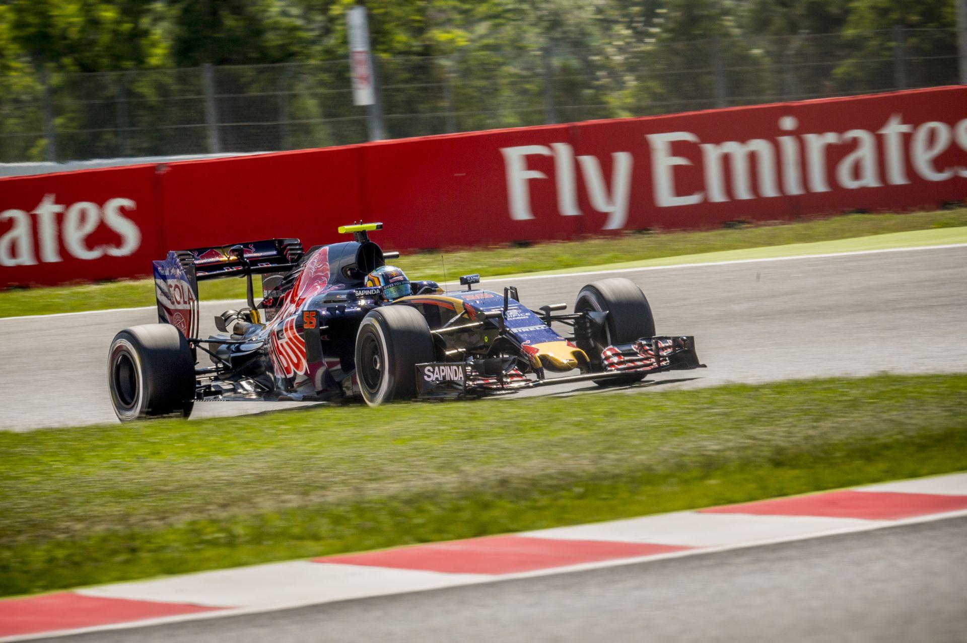 Sainz apja szerint a fia világbajnok lehet a Forma-1-ben és hamarosan lehetőséget kell kapnia a Red Bullnál