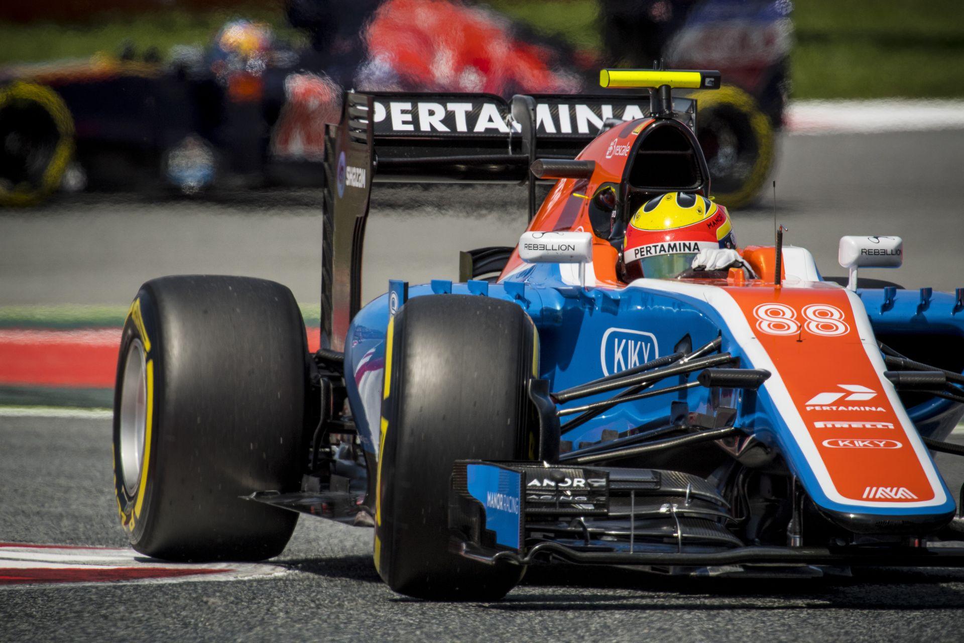 Haryanto nem tudja garantálni, hogy befejezi a szezont a Manorral