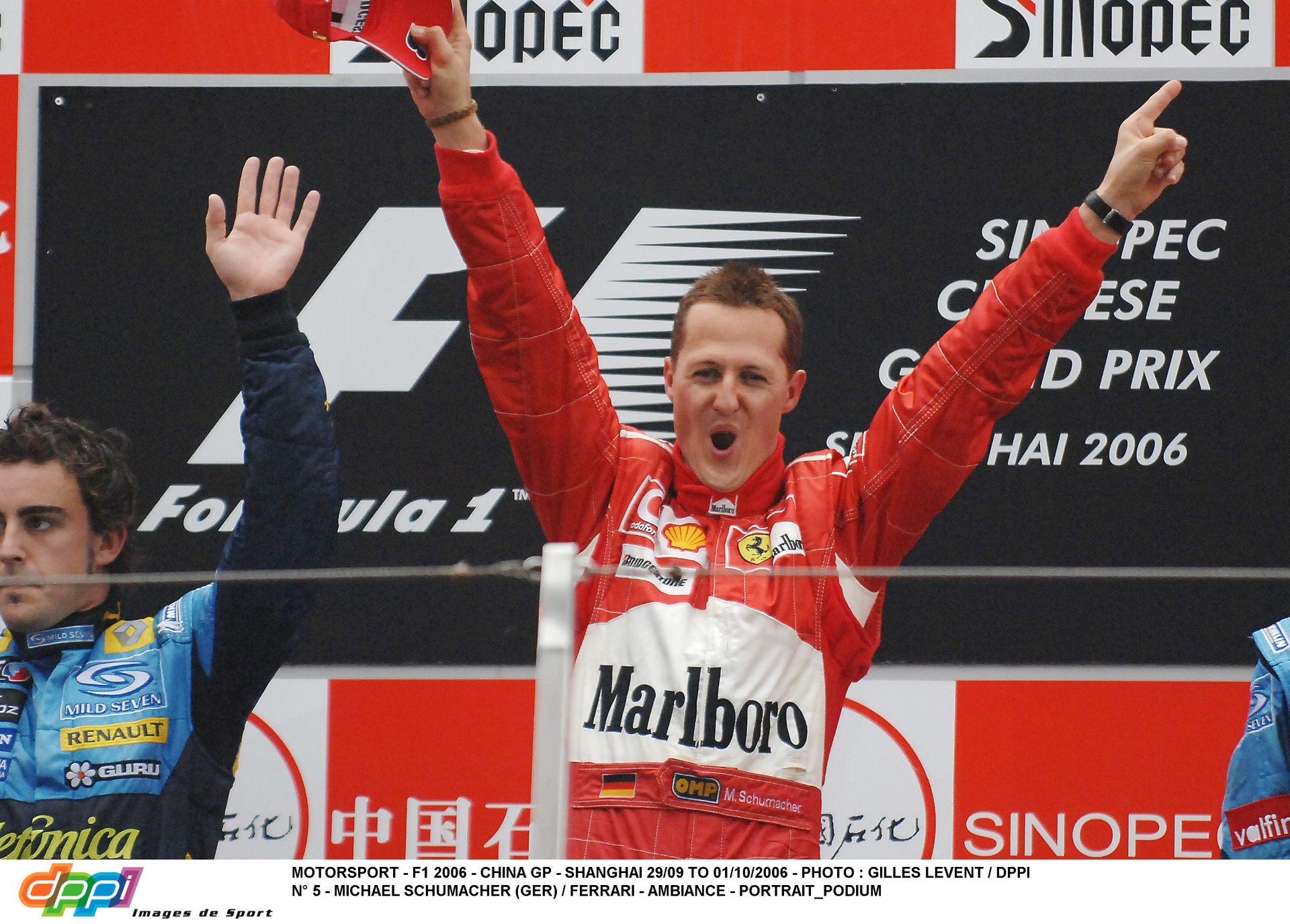 Michael Schumacher a héten díjat kap!