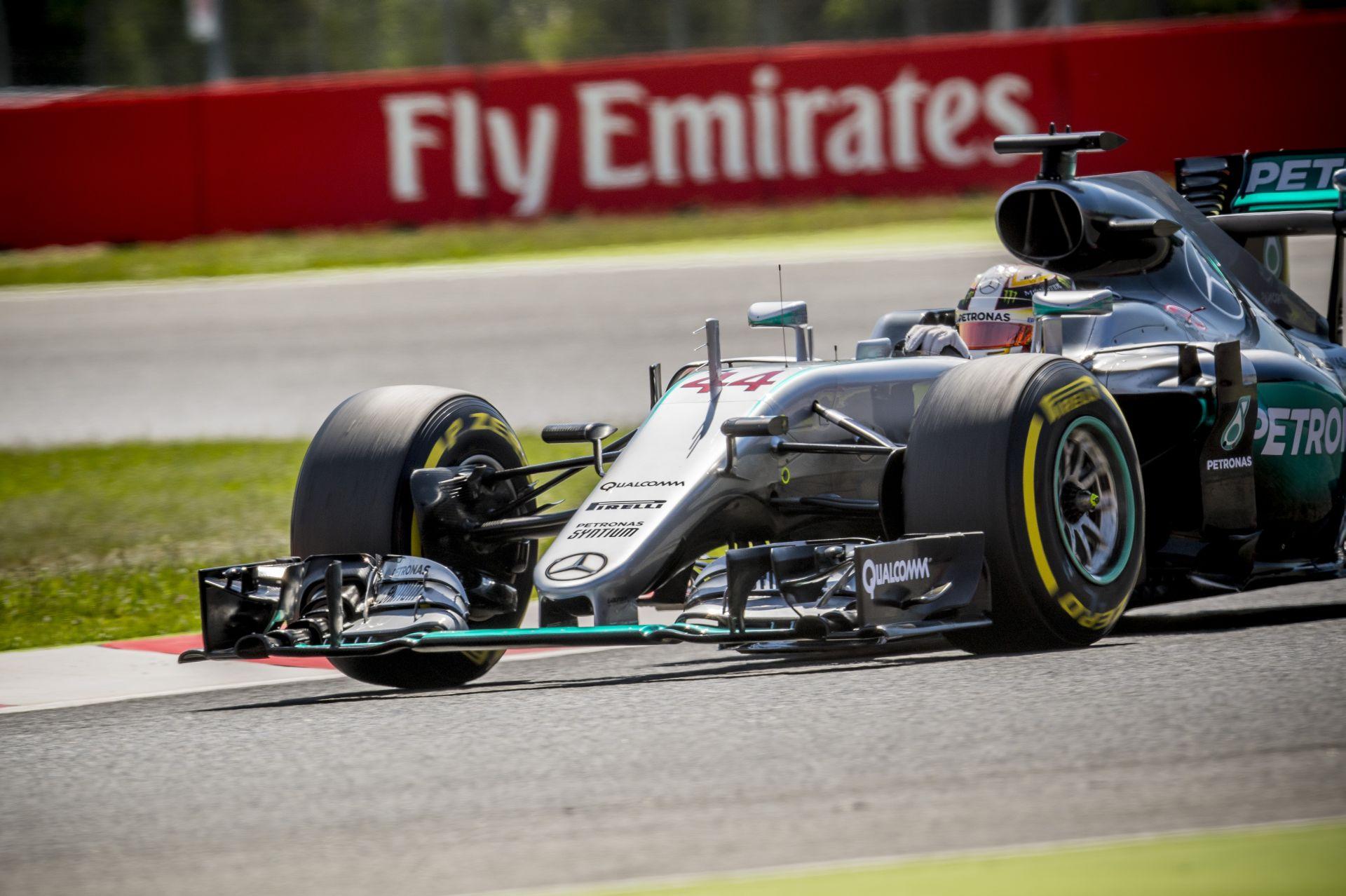 """Hamilton: """"Rosberg számára most minden sokkal könnyebb"""""""