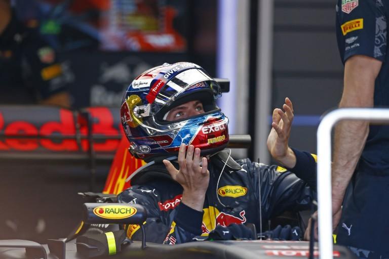 Verstappen elárulta, csak játszott Raikkönennel Barcelonában