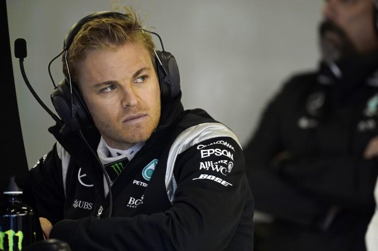 Rosberg: Hamilton vallásos? Jó neki…