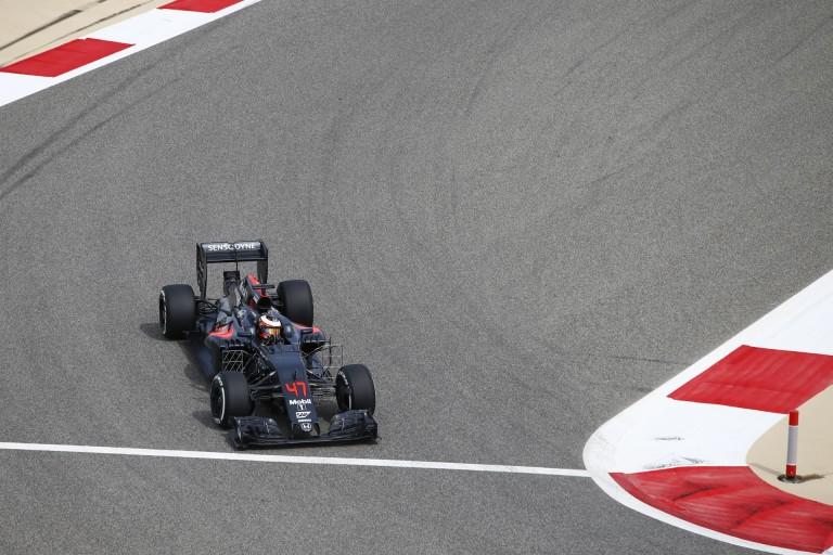 """McLaren: """"Vandoorne több mint fantasztikus"""""""