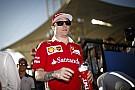 Óriási: Raikkönen rádióbeszélgetése a Ferrarival Bahreinben