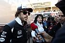 Semmilyen garancia nincs Alonso indulására Kínában: Vandoorne készen áll