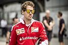 Vettel a régi vad Forma-1-et akarja!