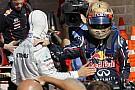 Vettel Schumacherien viselkedett a kínai bokszutcában!