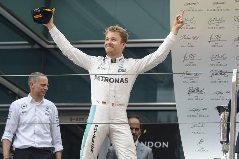 Rosberg, a Forma-1 új rekordere