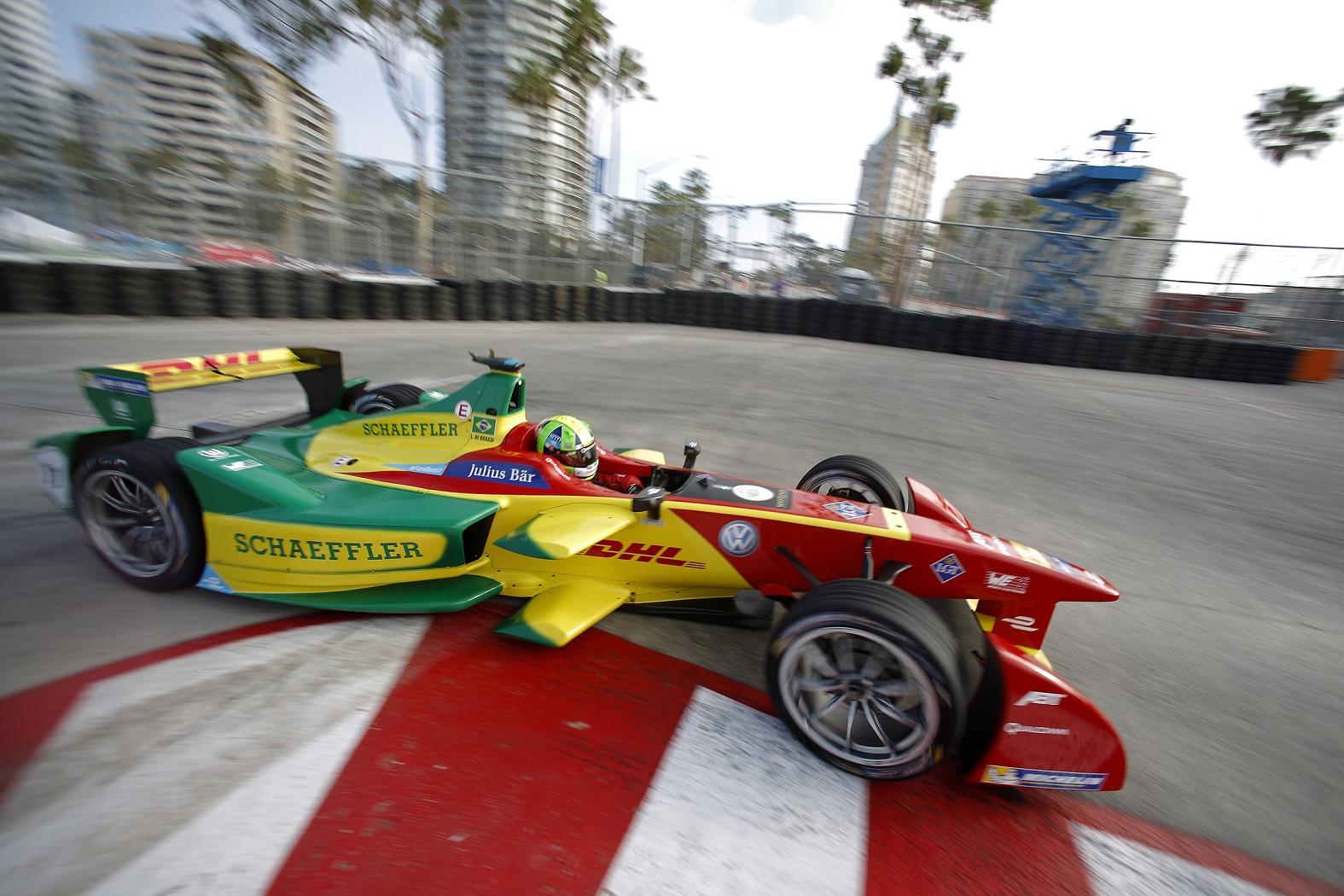Di Grassi szerint Hamilton és Vettel is vért izzadna a Formula E-ben