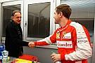 Vettel válaszolt a Ferrari elnökének szavaira – mi is tudjuk, hogy ketyeg az óra!