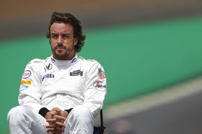 Alonso egyelőre nem gondolkozik azon, hogy hosszabbítson a McLarennel