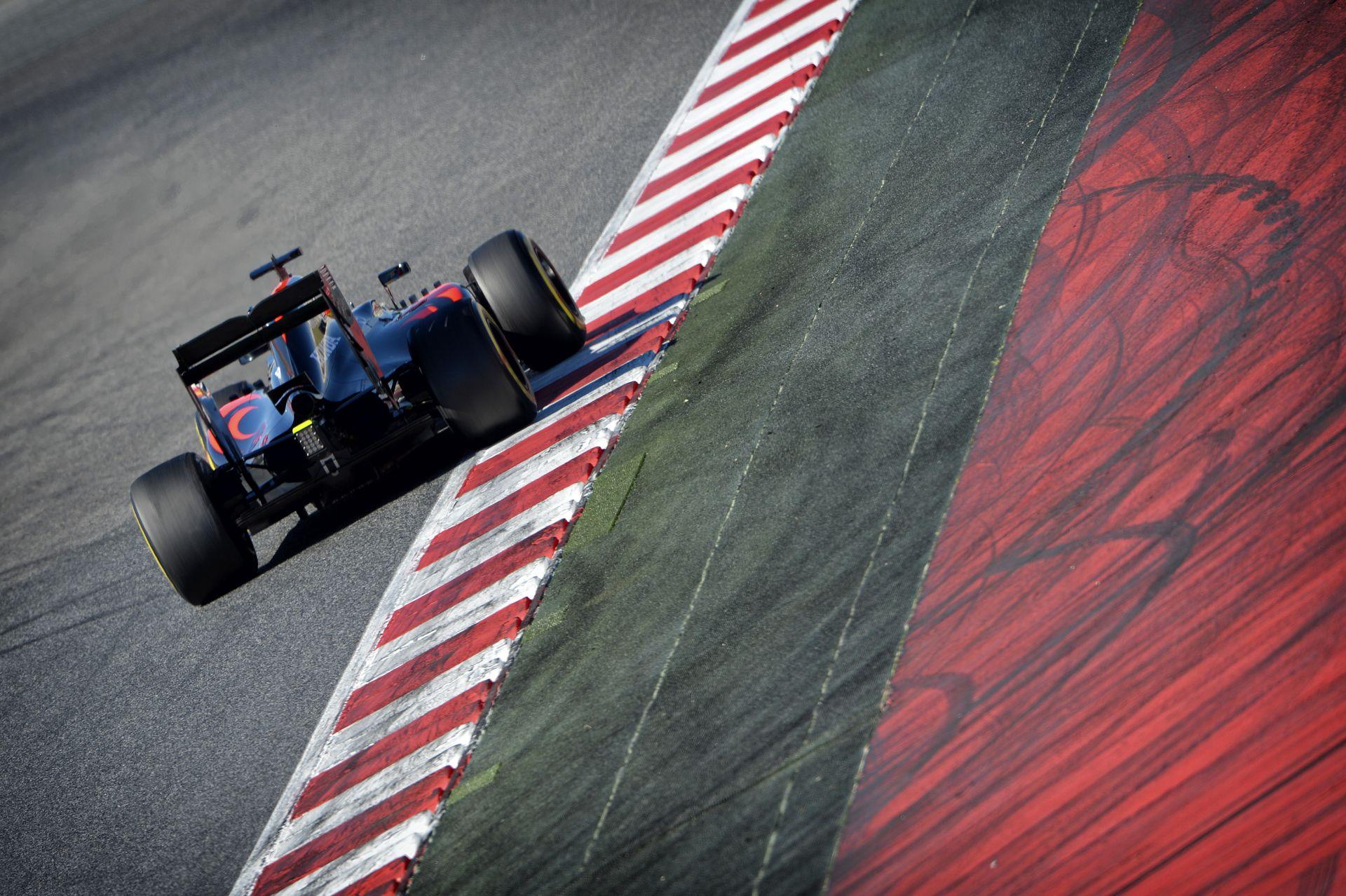Végre egy pozitív nap a McLaren-Hondánál: jön az új aero csomag!