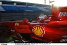 360 fokos élmény egy V8-as Ferrariról: Räikkönen a volán mögött, onboard a beölő felett