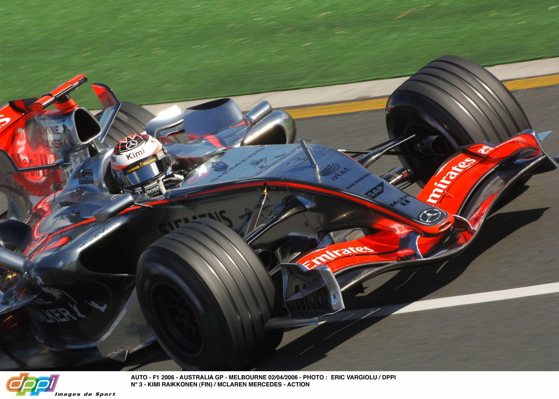 F1 2006: Egyszerűen csak élvezd a hangokat és a sebességet – Ausztrál Nagydíj