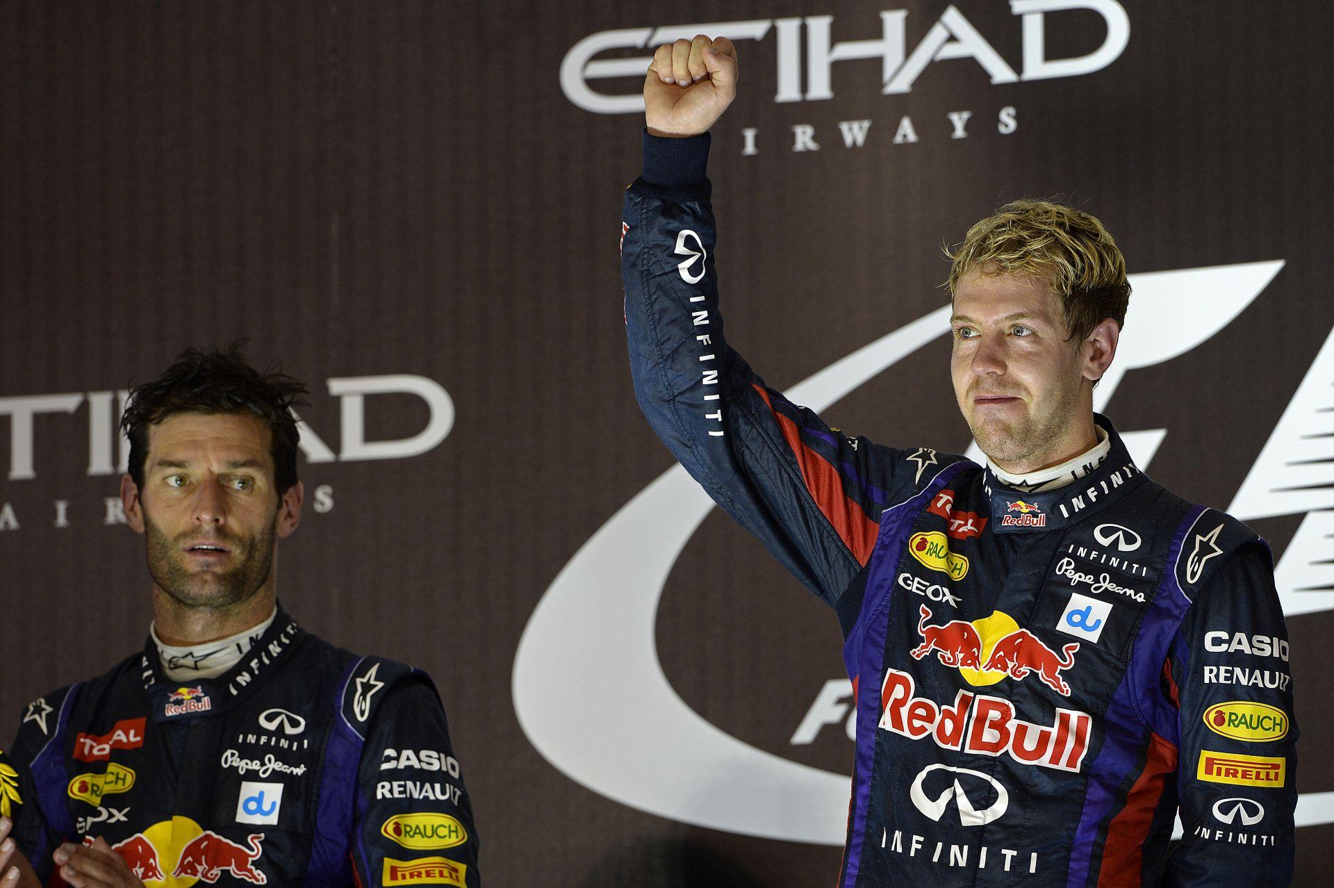 Webber: A Ferrari még nincs az élen, de Vettelnek lehet esélye!