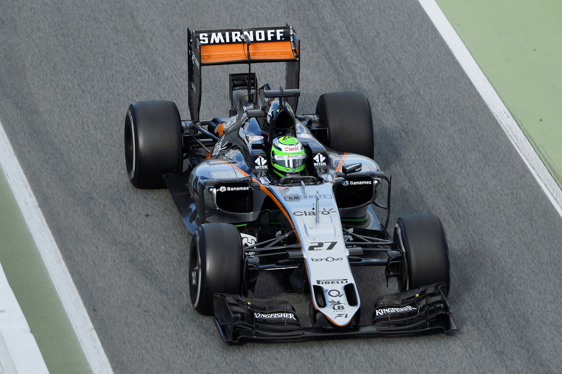 A Force India idén a Red Bullt és a Williamst is megszorongatná!
