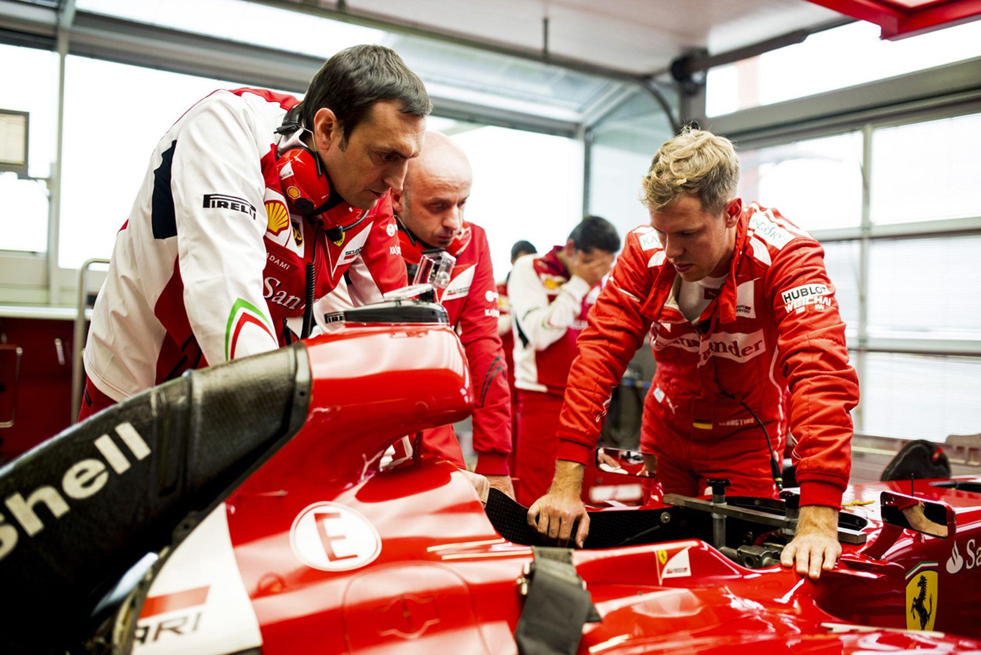 Nagyon jók a számok a Ferrarinál: Vettel és Raikkönen tényleg tarolhat?