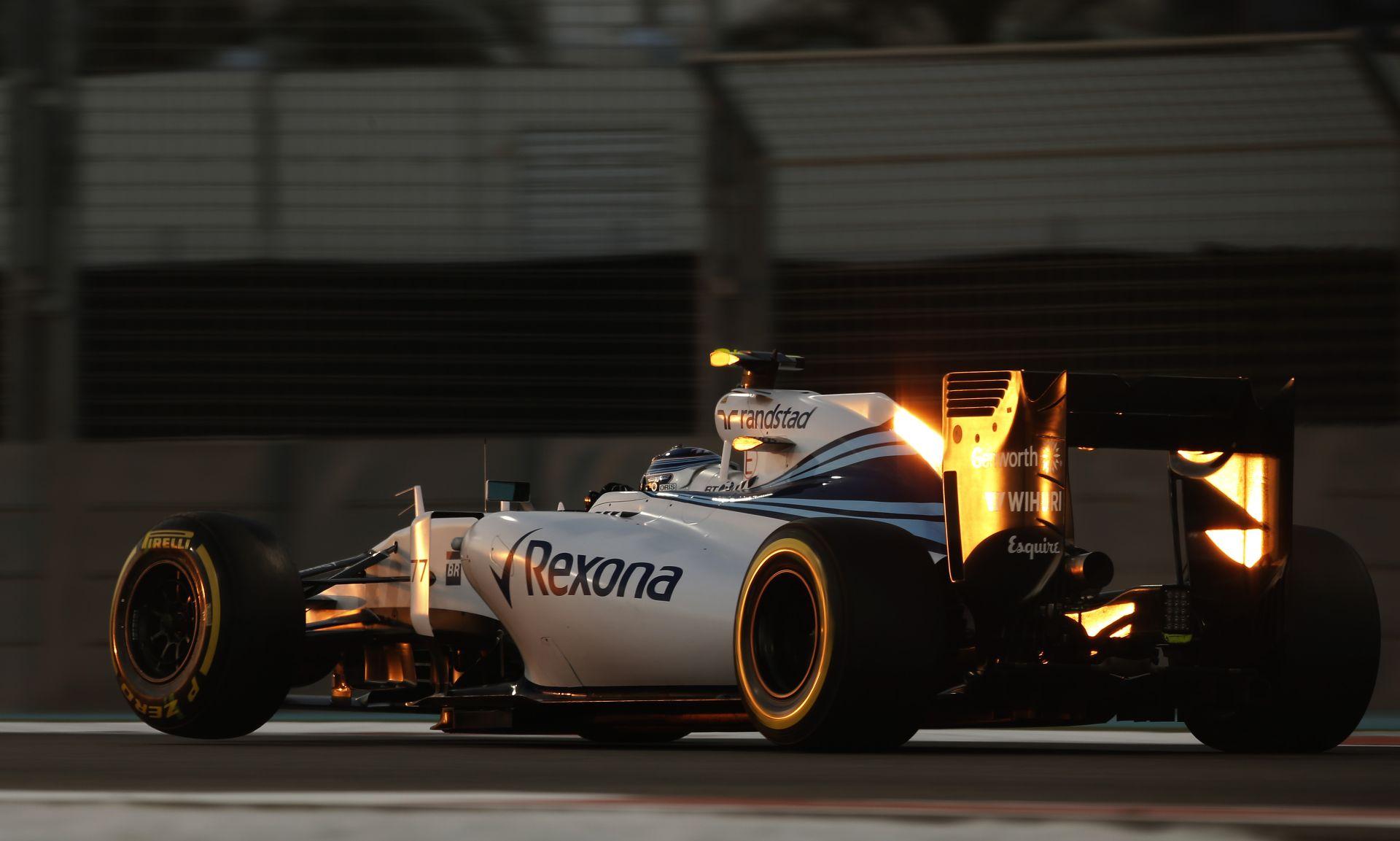A Williams és a Mercedes pénteken, Silverstone-ban leplezi le 2016-os autóit!