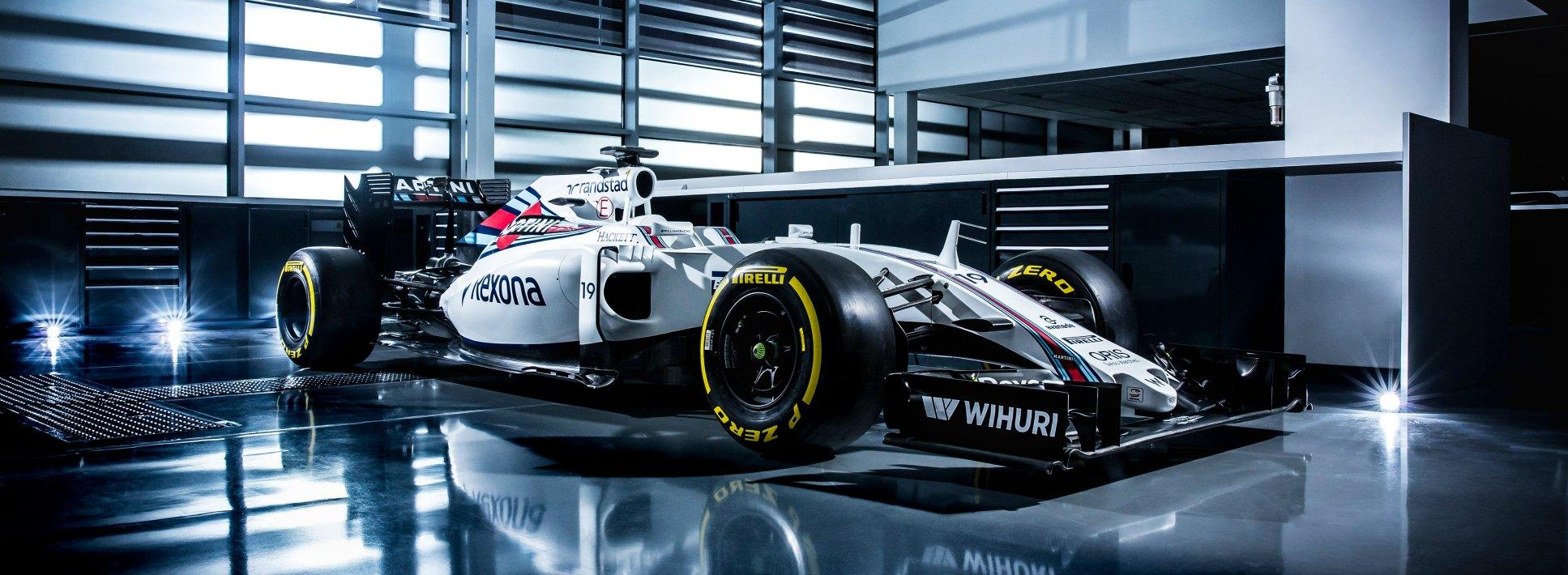 Bemutatták a Williams legújabb F1-es versenygépét: itt az FW38