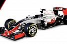 Újabb képek a Haas F1 Team autójáról: Grosjean és Gutierrez gépe