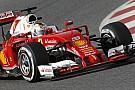 Vettel szerint az új Ferrarit nagyon összerakták