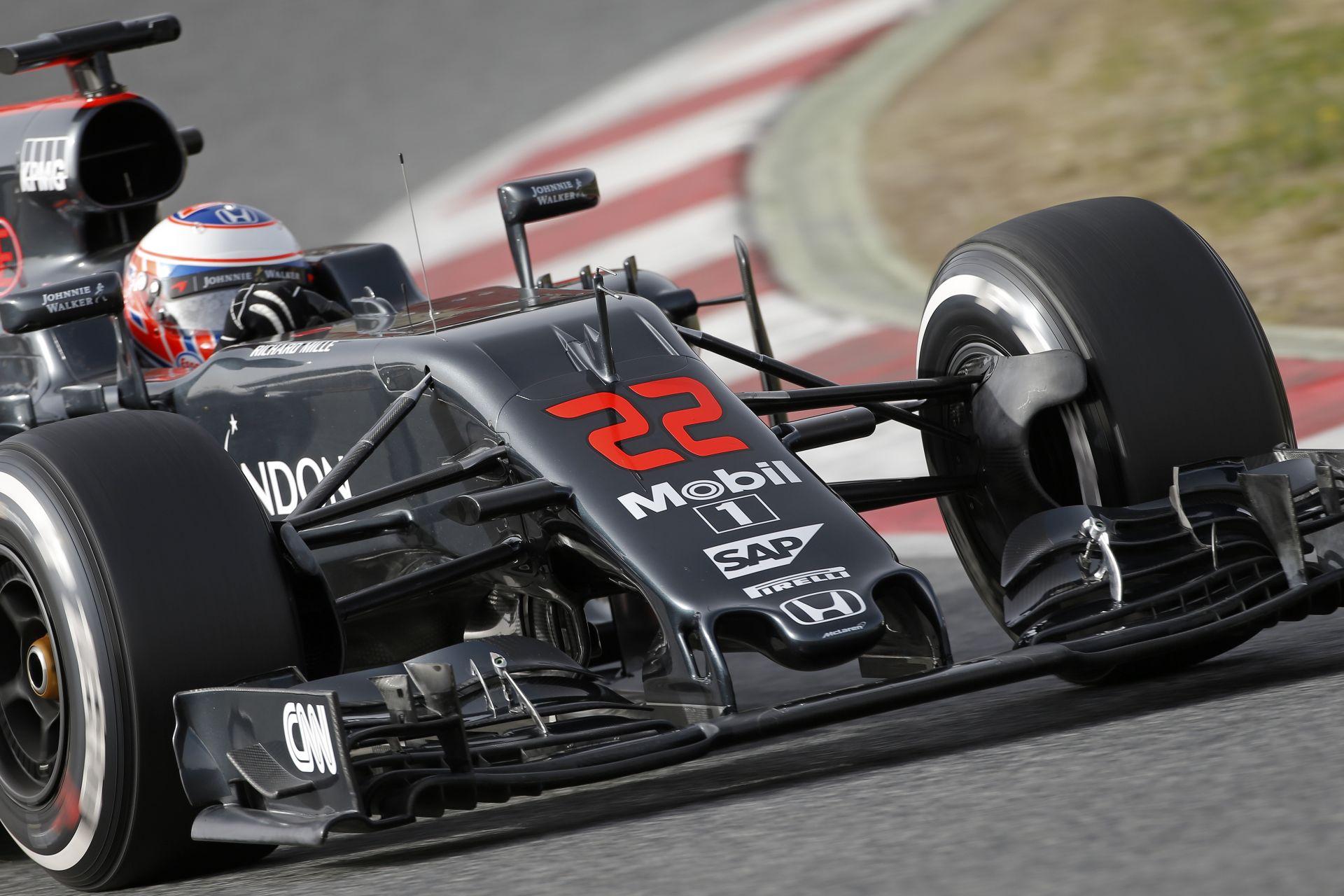 """Manor: """"A McLaren egy alvó óriás, mely bármikor megérkezhet az élmezőnybe"""""""