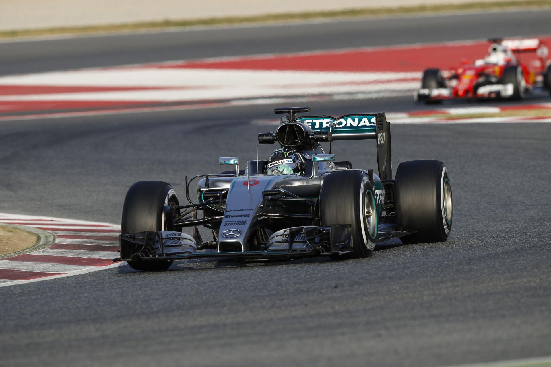 """Ferrari: """"Várjunk még azzal, hogy idén mi leszünk a bajnokok…"""""""