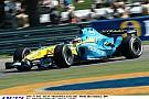 Alonso elképesztő startja a Renault-val a 2004-es Amerikai Nagydíjon