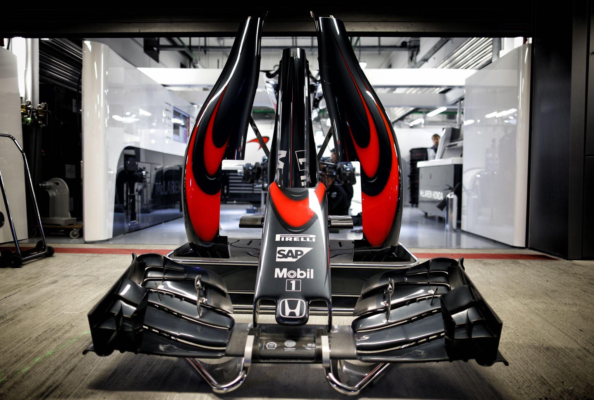 Hivatalos: a McLaren megerősítette a 2016-os F1-es gépe bemutatásának időpontját