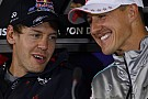 Vajon mi lehet Schumacher és Vettel kiemelkedő sikereinek titka?