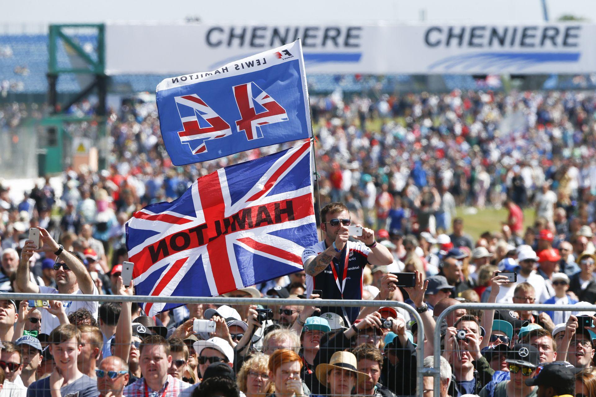 Silverstone elárulta: a 2015-ös Brit Nagydíj nyereséget termelt!