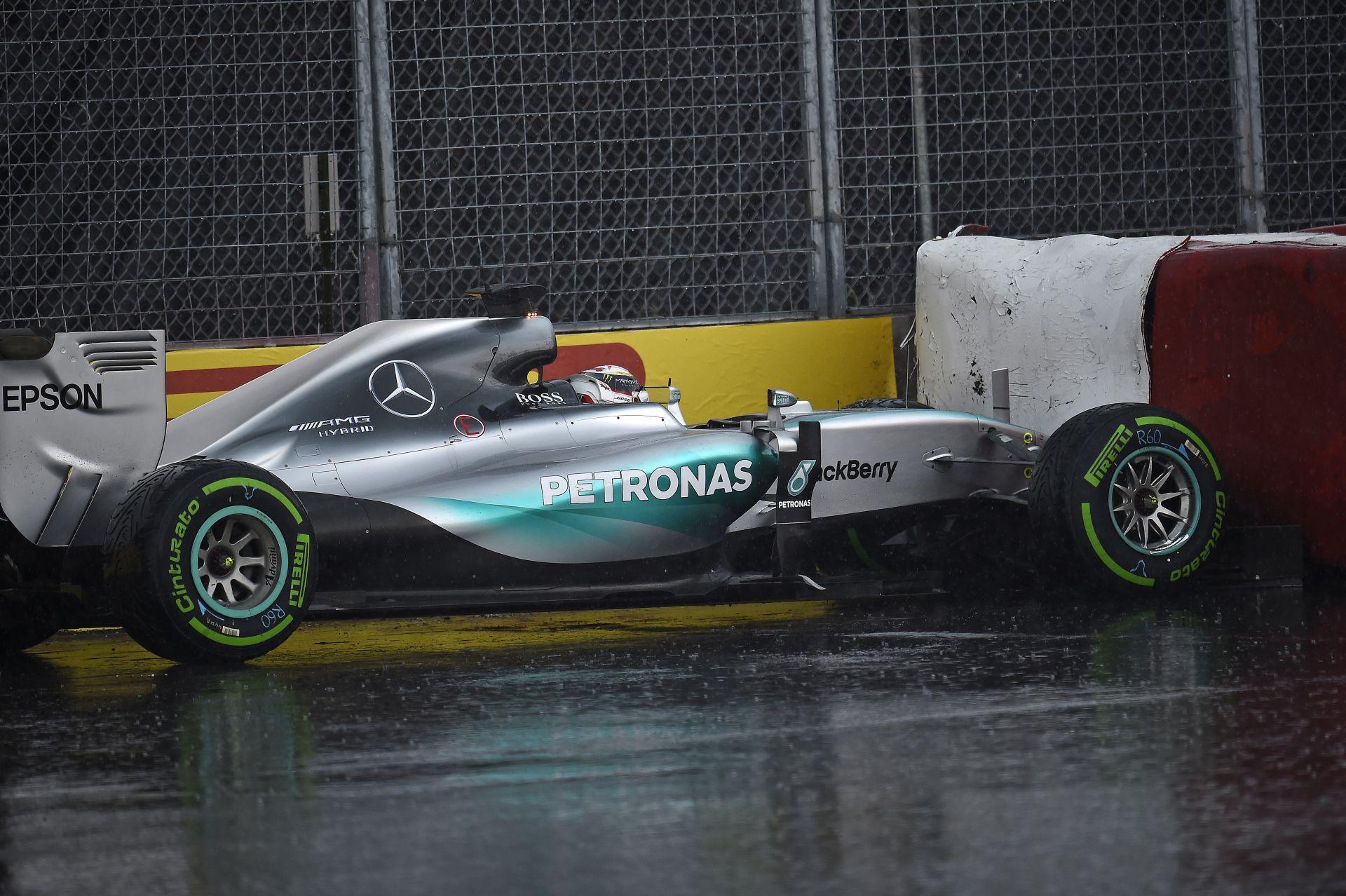 Ezek az F1-es csapatok teljesítették eddig a 2016-os törésteszteket