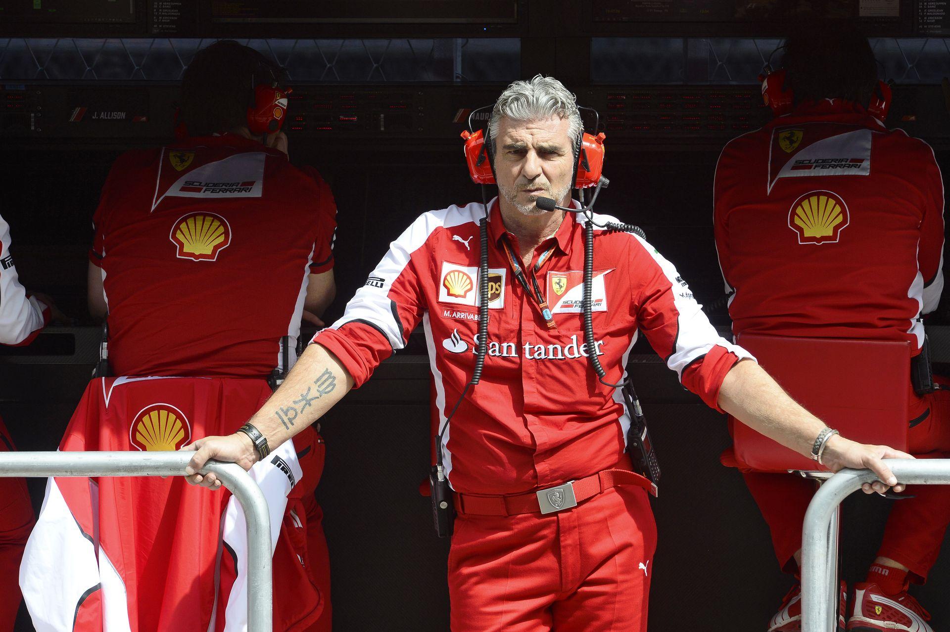 """Ferrari: """"Vettelnek nincs miért bocsánatot kérnie tőlünk…"""""""