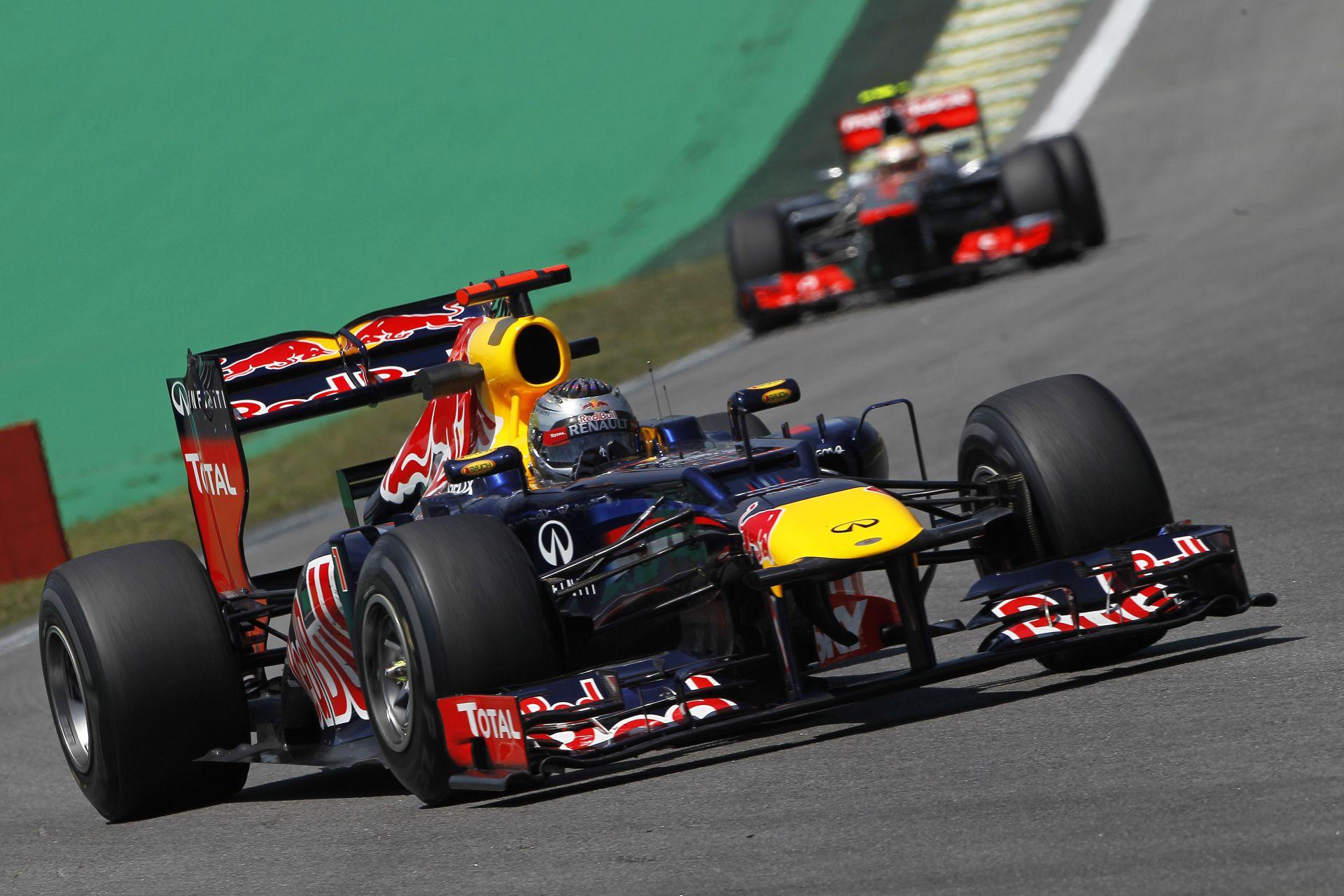Amikor úgy tűnt, Vettel nem lesz bajnok Brazíliában