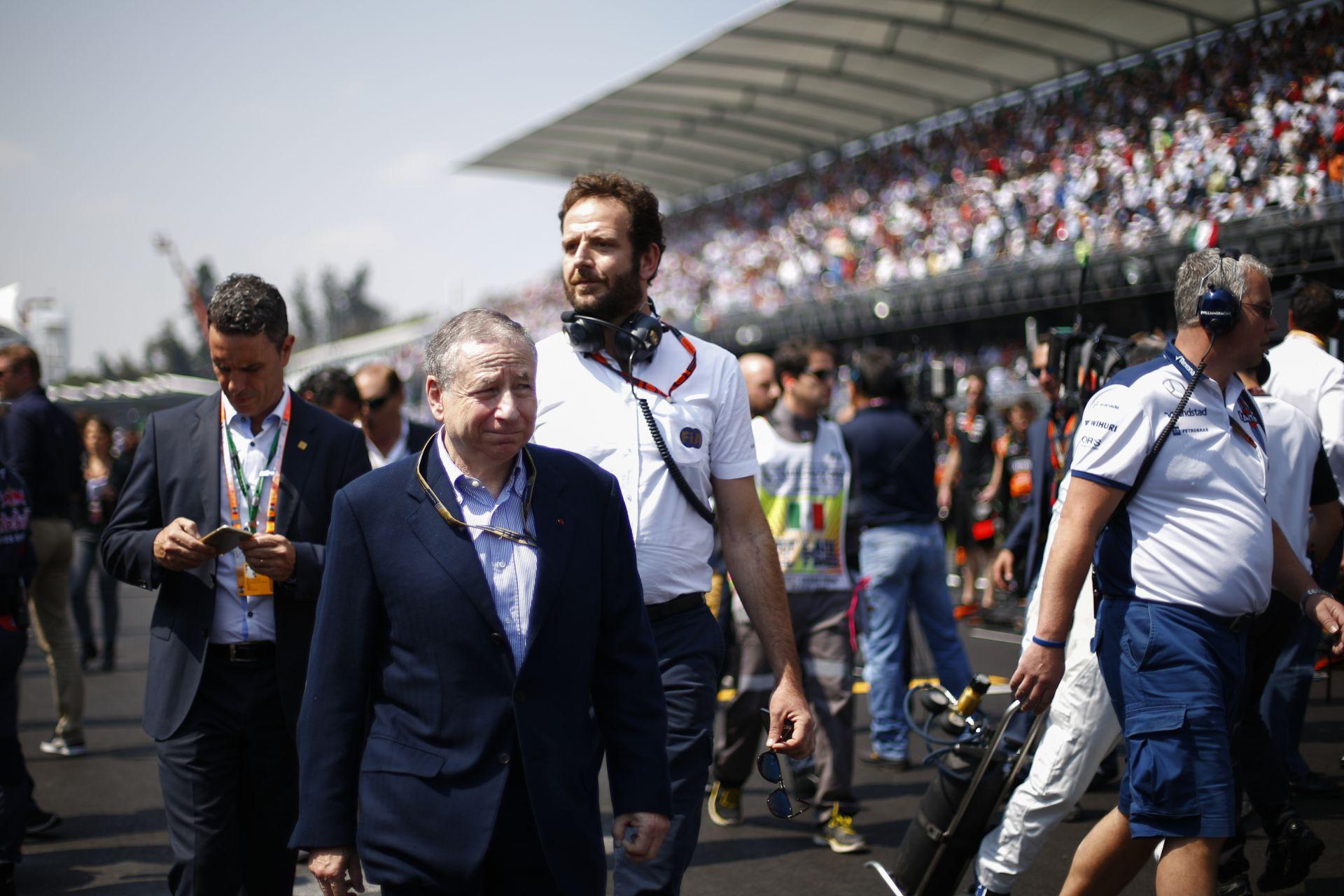 Egy perc néma csend a Brazil Nagydíjon, amit eleve tervezett az FIA