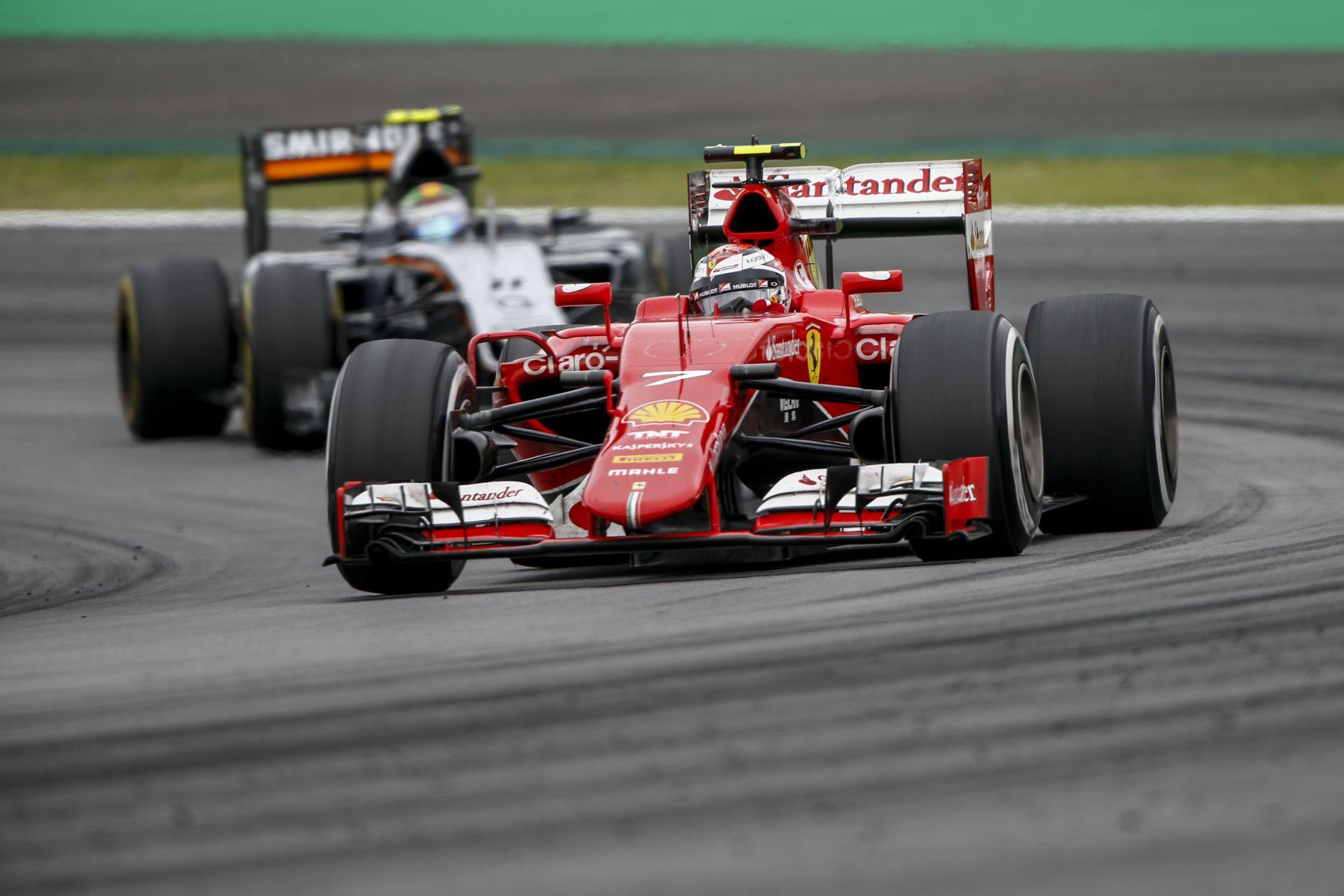 Egy F1-es extra, amire mindig is vágytál: tömény onboard Brazíliából