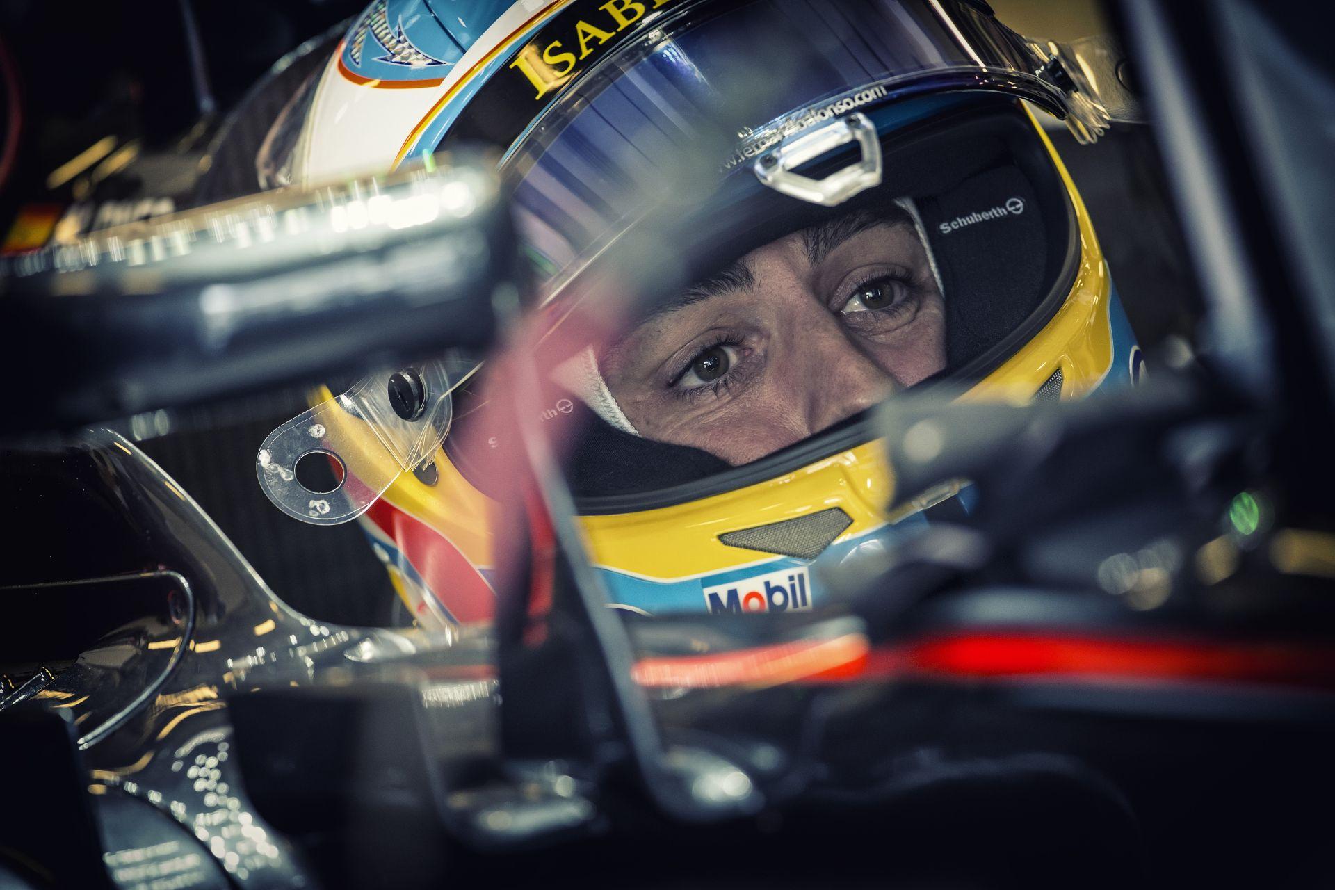 Alonso: ott leszek a mezőnyben 2016-ban