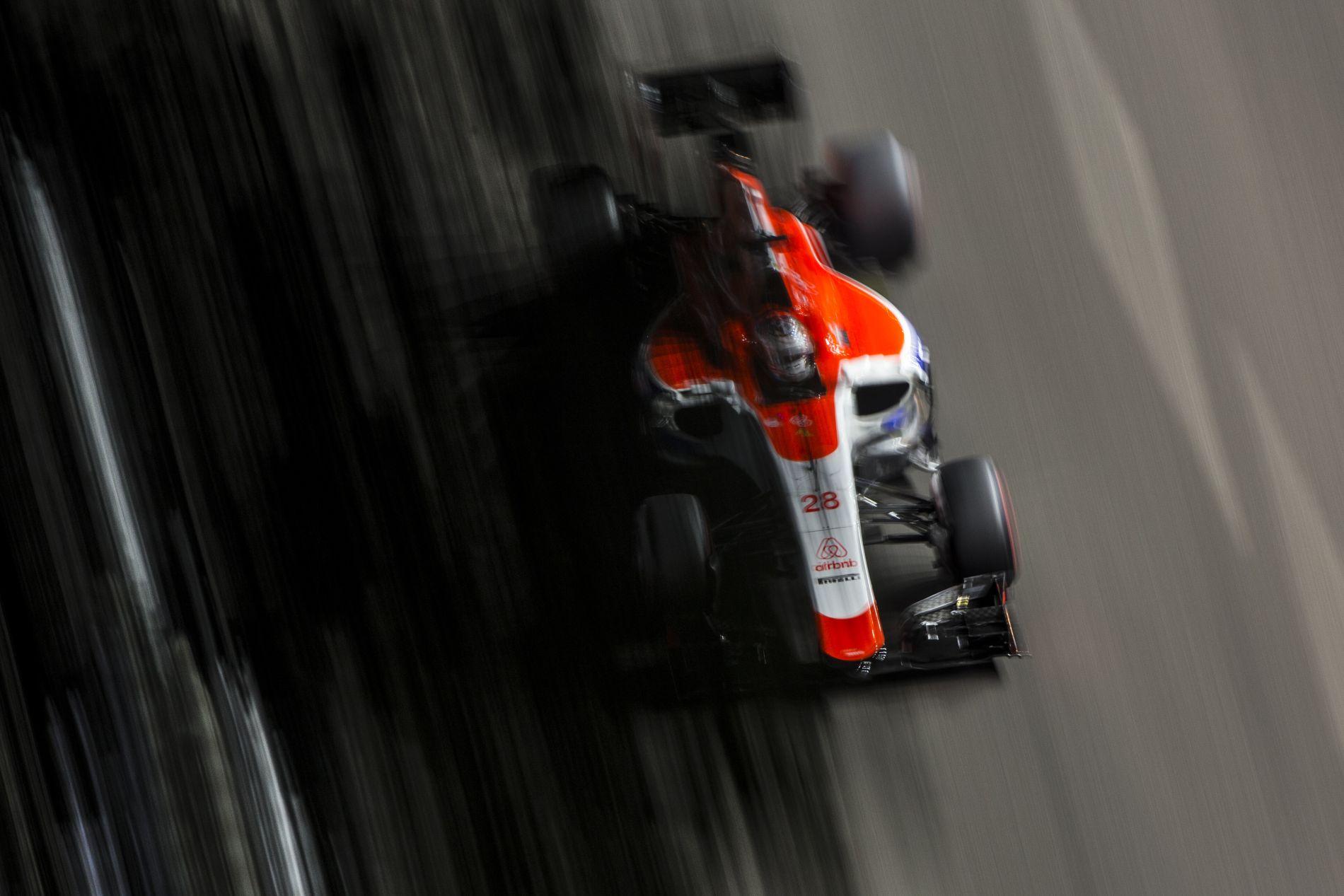 Hivatalos, hogy a Manor Marussia F1 Team a Mercedes motorjaira vált!