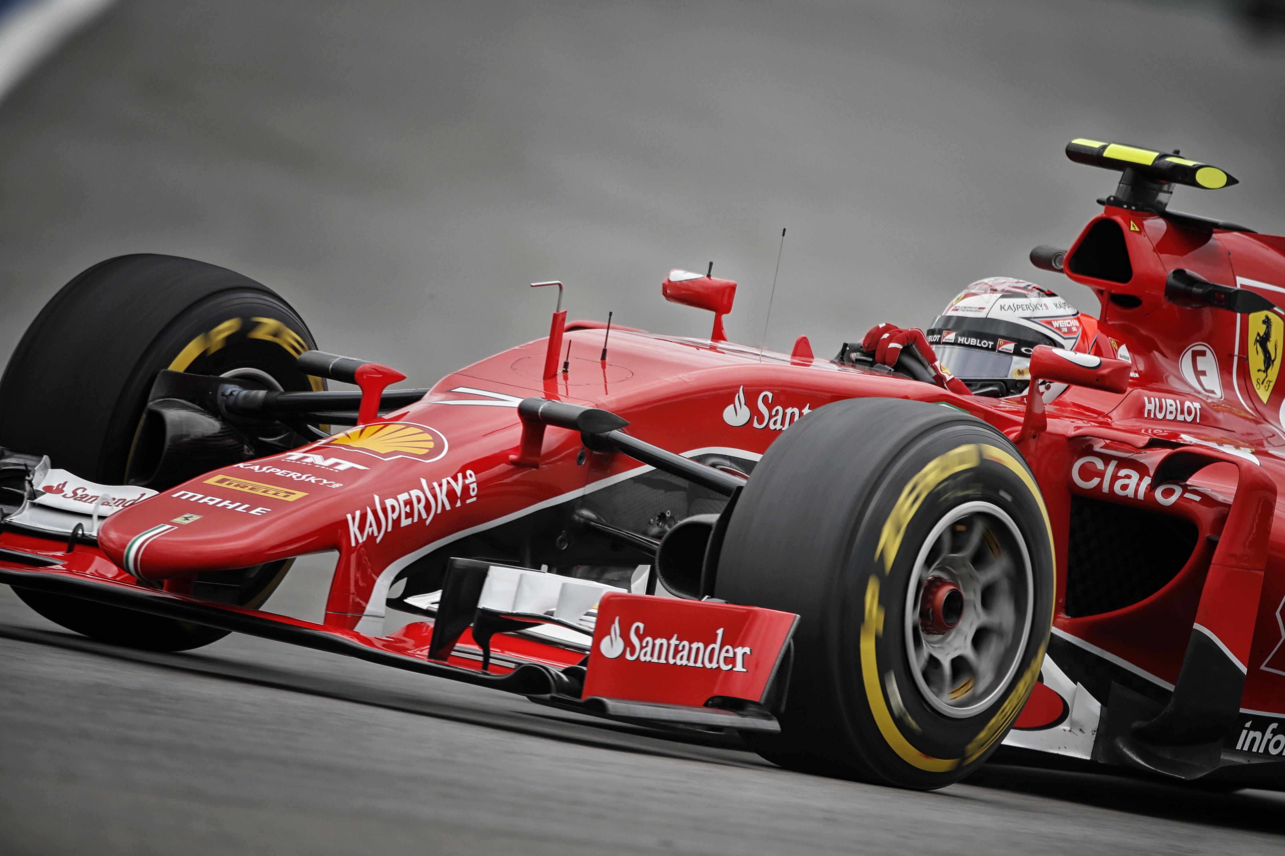 Räikkönen: Ha az abroncsok 100%-osan működnek, akkor minden rendben Szocsiban!