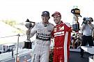 Stop-and-go: Raikkönen amatőr hibája, brutál bukások, és egy Vettel-Hamilton Stand-up comedy