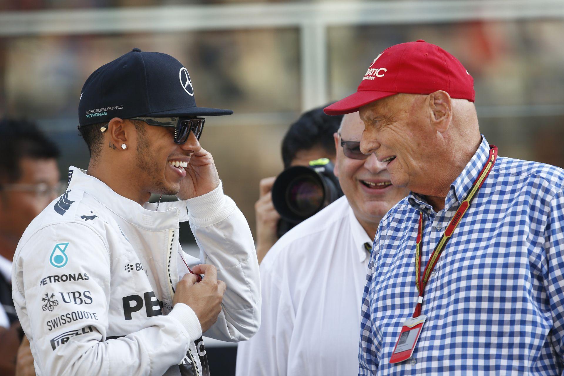"""Lauda: """"Hamilton még ennél is jobb lesz…"""""""