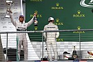 Rosberg szerepe Hamilton címében? Nem sok, de segít az autófejlesztésben