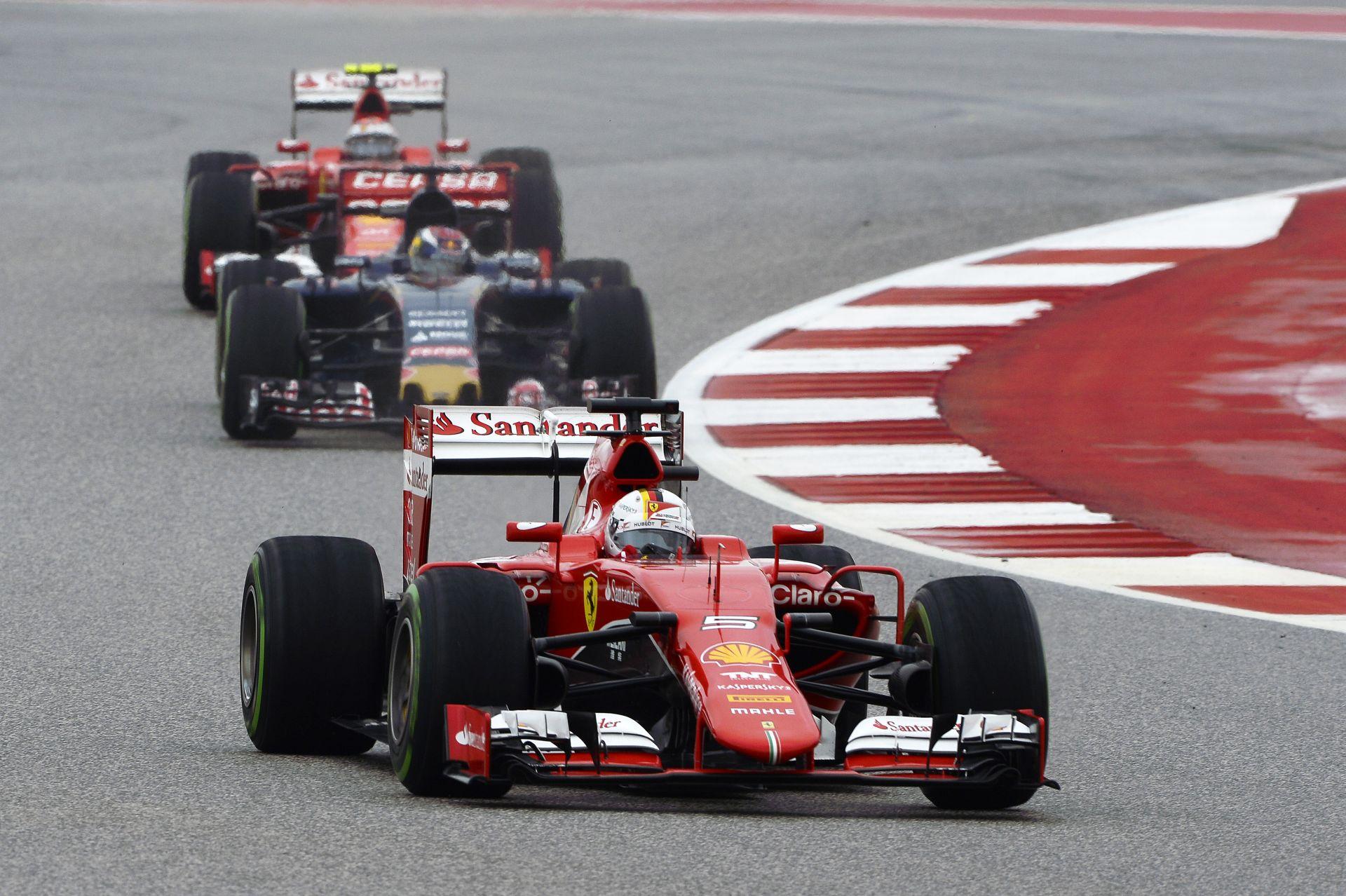 A Ferrari motorteljesítményének komoly ára van - ezt Austinban láthattuk!