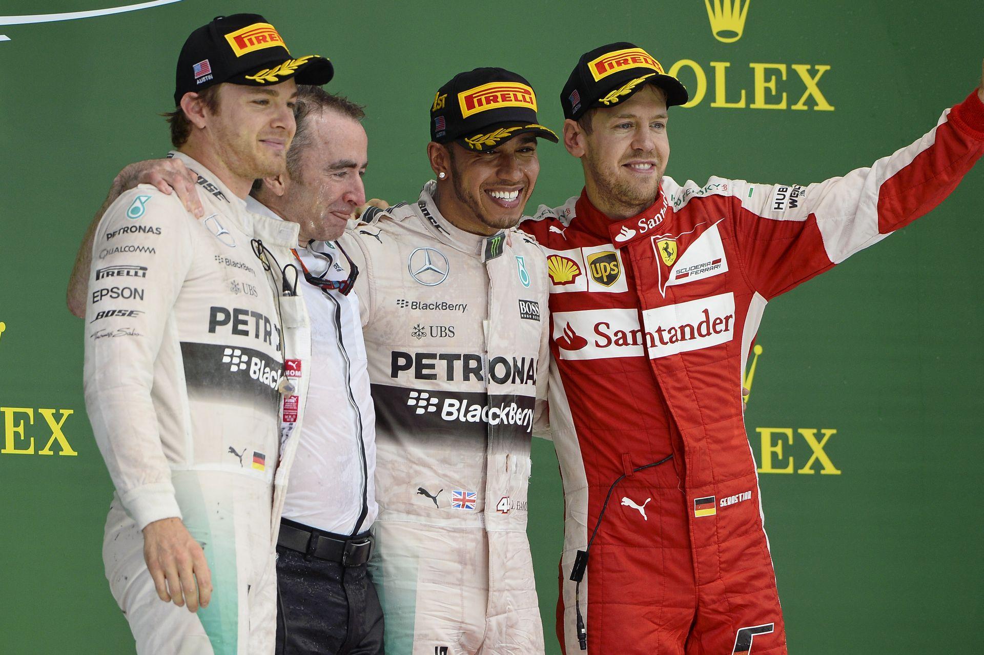 Vettel büszke lehet: már az első ferraris évében simán veri Raikkönent és második lehet