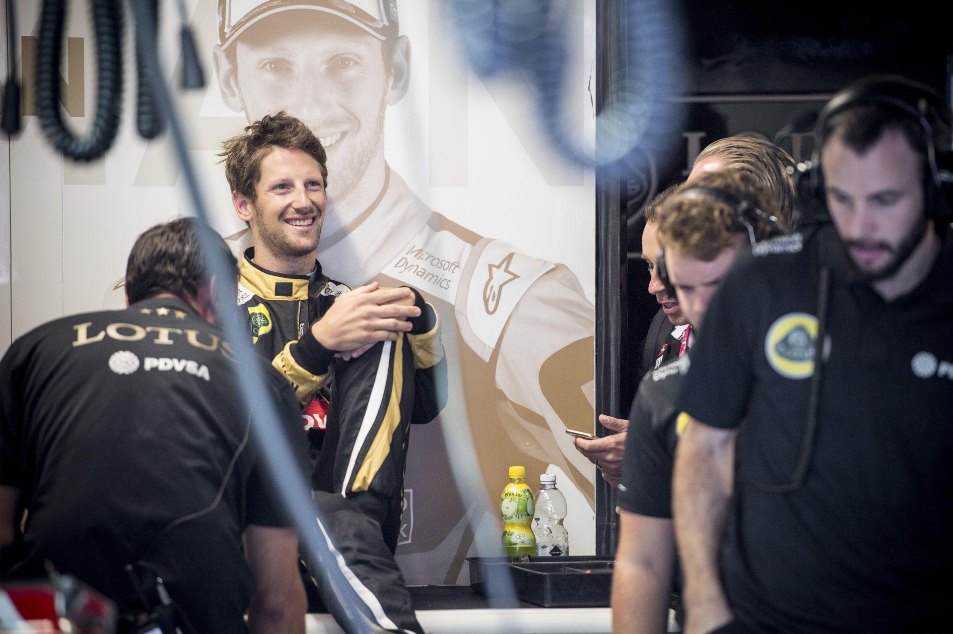 Jön az újabb meglepetés: Gutierrez-Grosjean páros a Haas-nál?